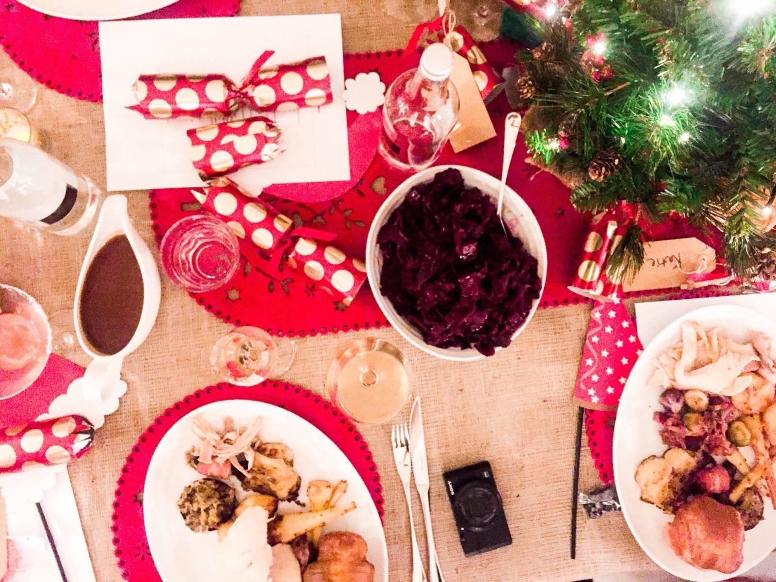 waitrose christmas party foods