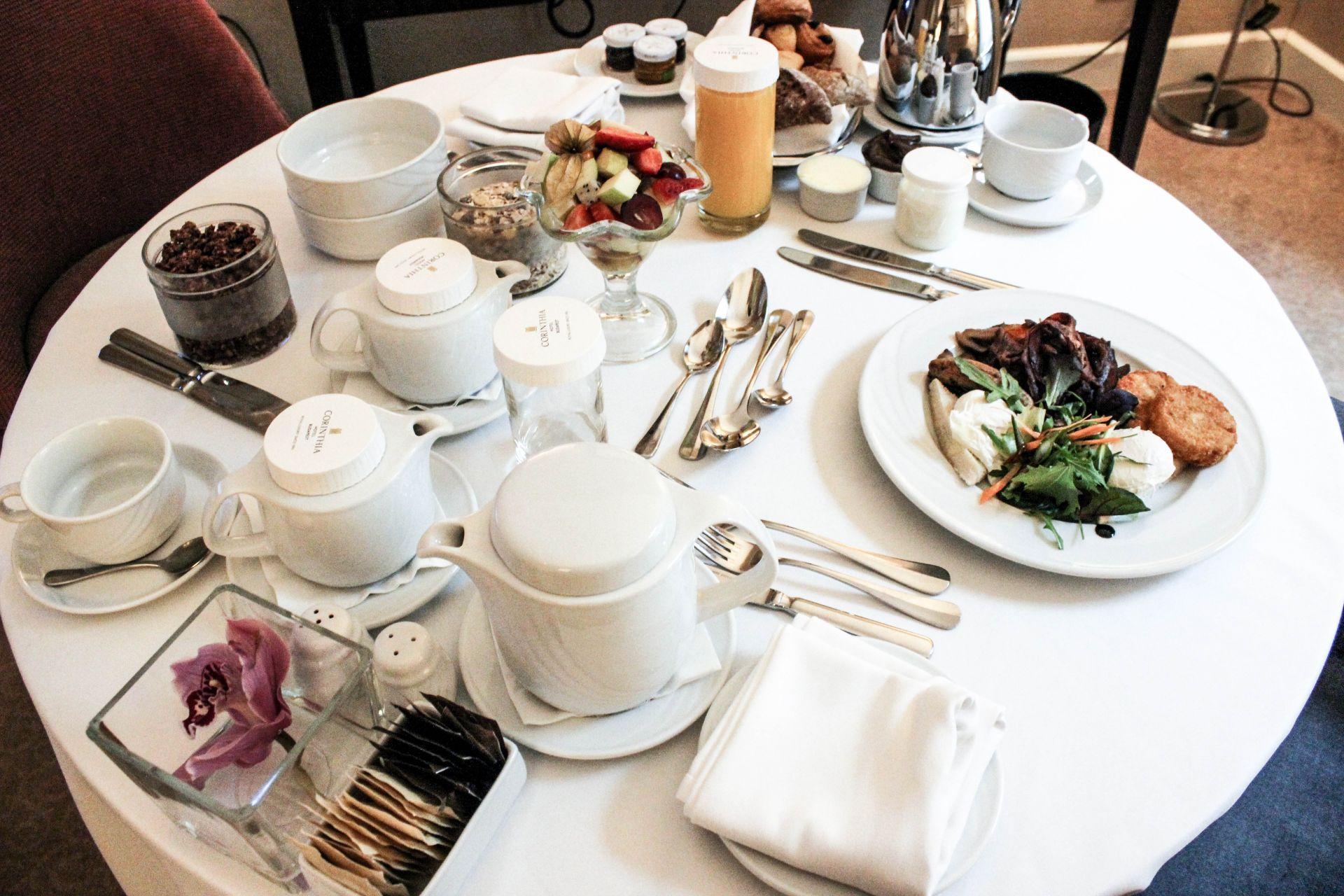 corinthia hotel budapest review