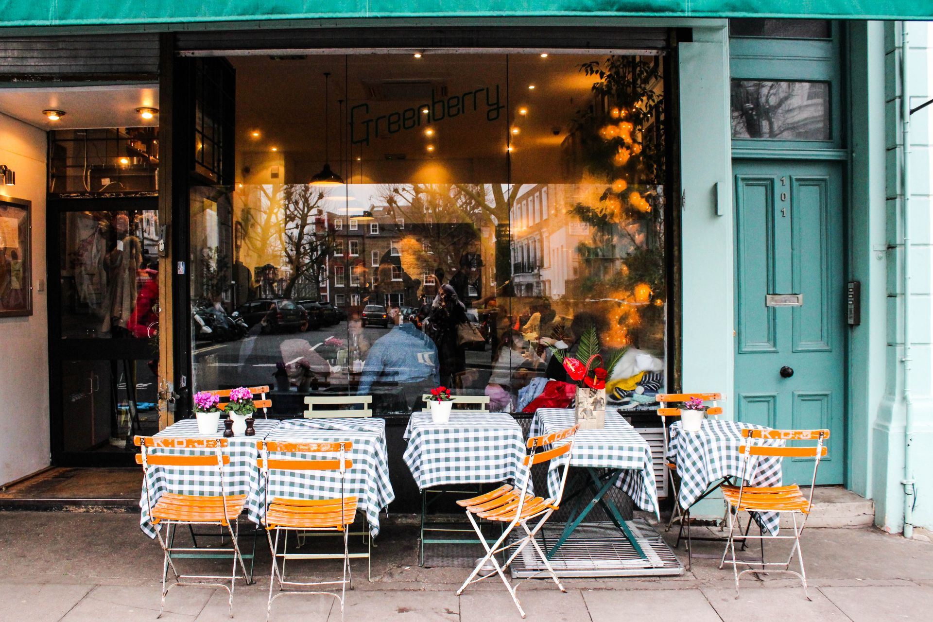 greenberry cafe review primrose hill london