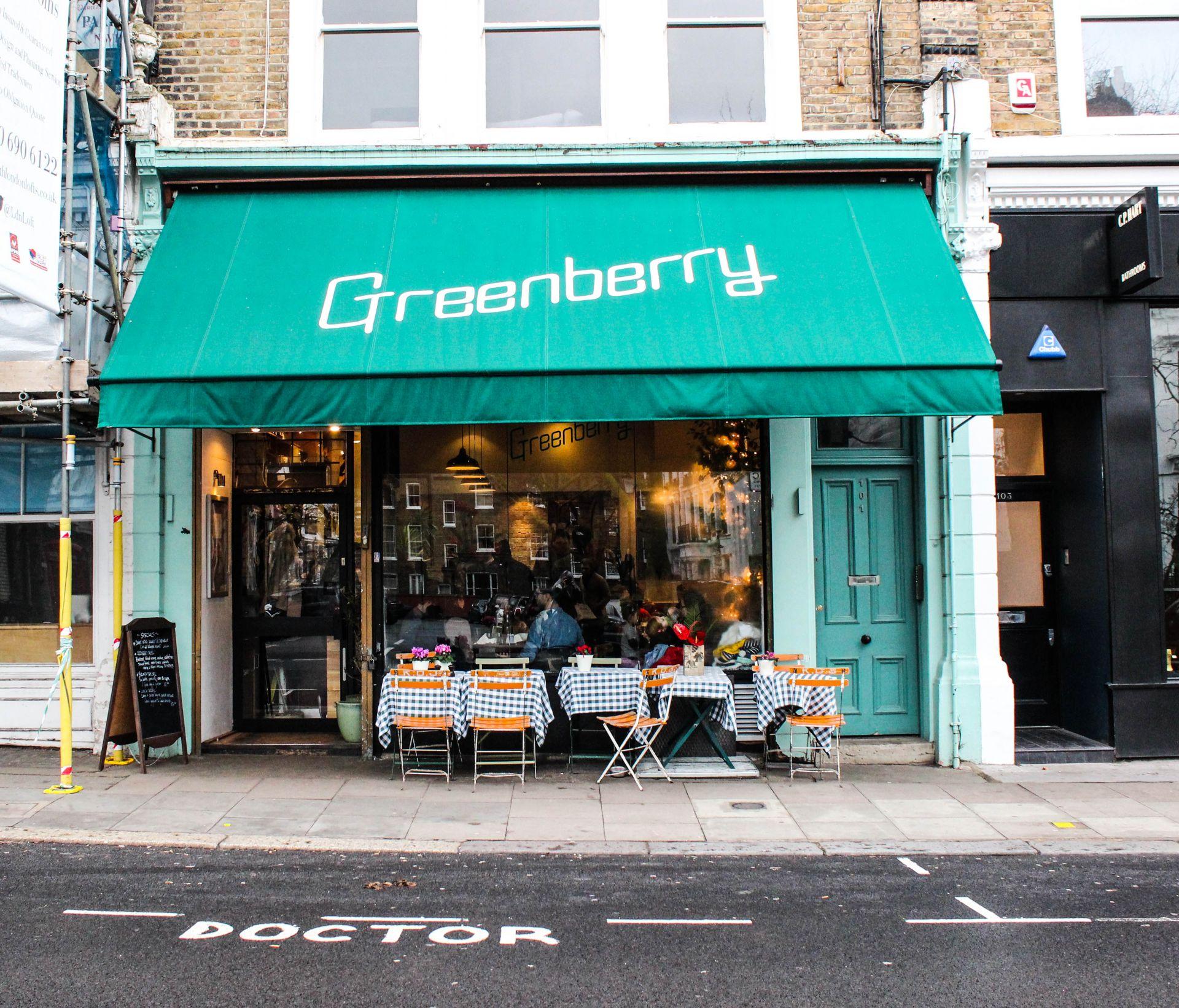 greenberry cafe primrose hill