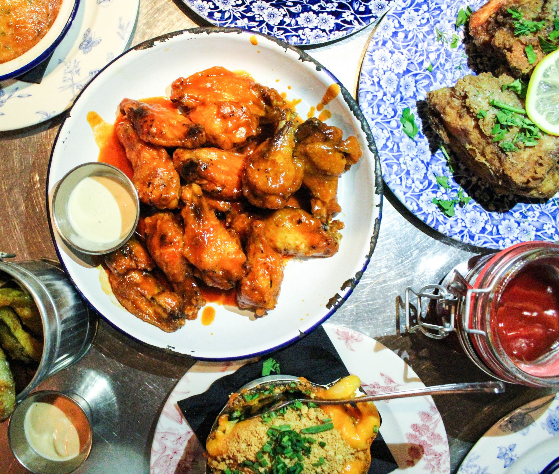 joe's southern table covent garden review