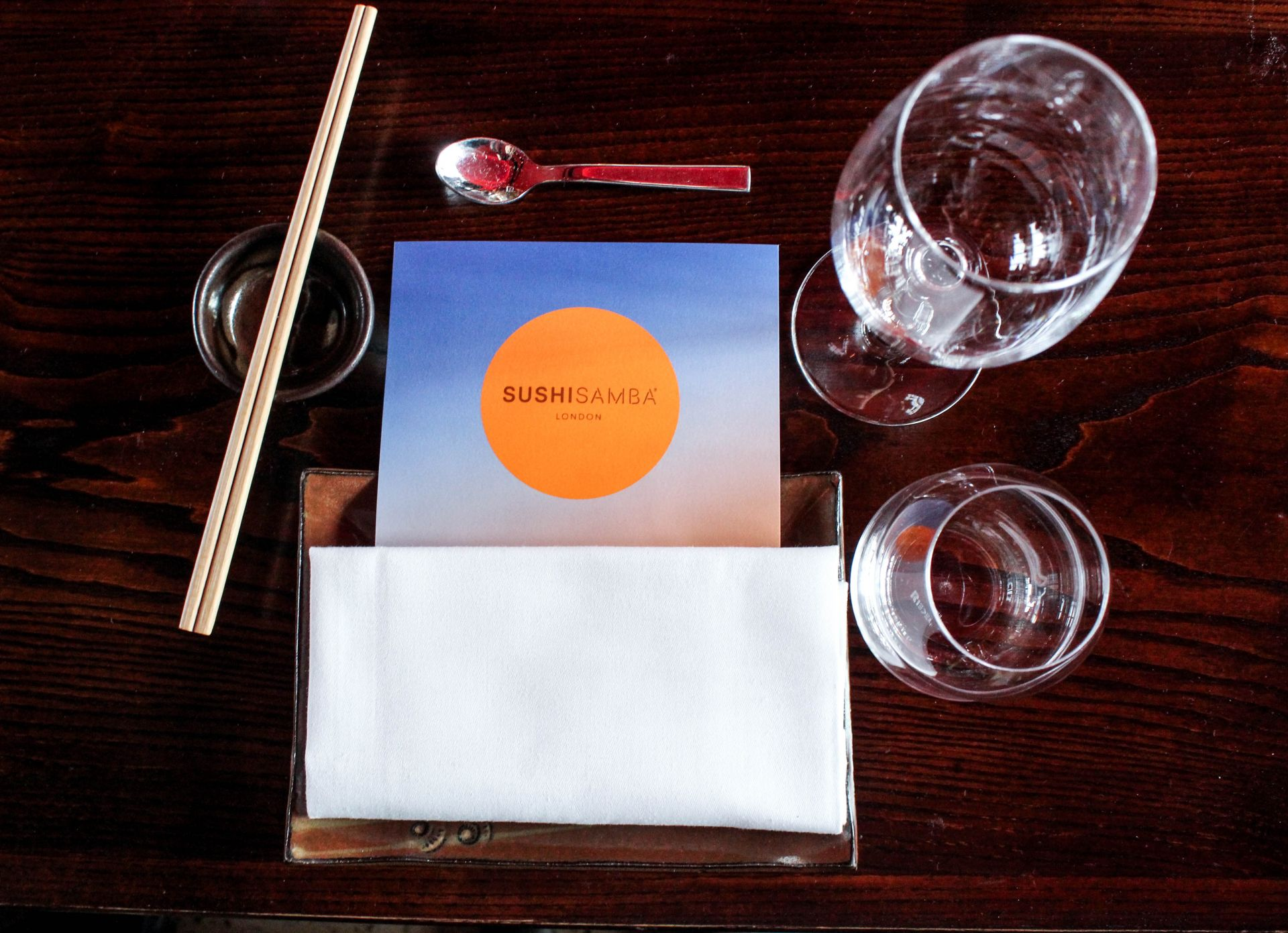 kikkoman soy sauce review, sushisamba