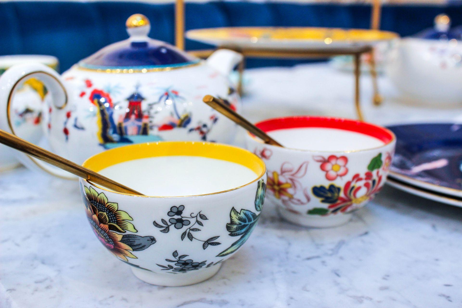 wedgwood tea conservatory peter jones
