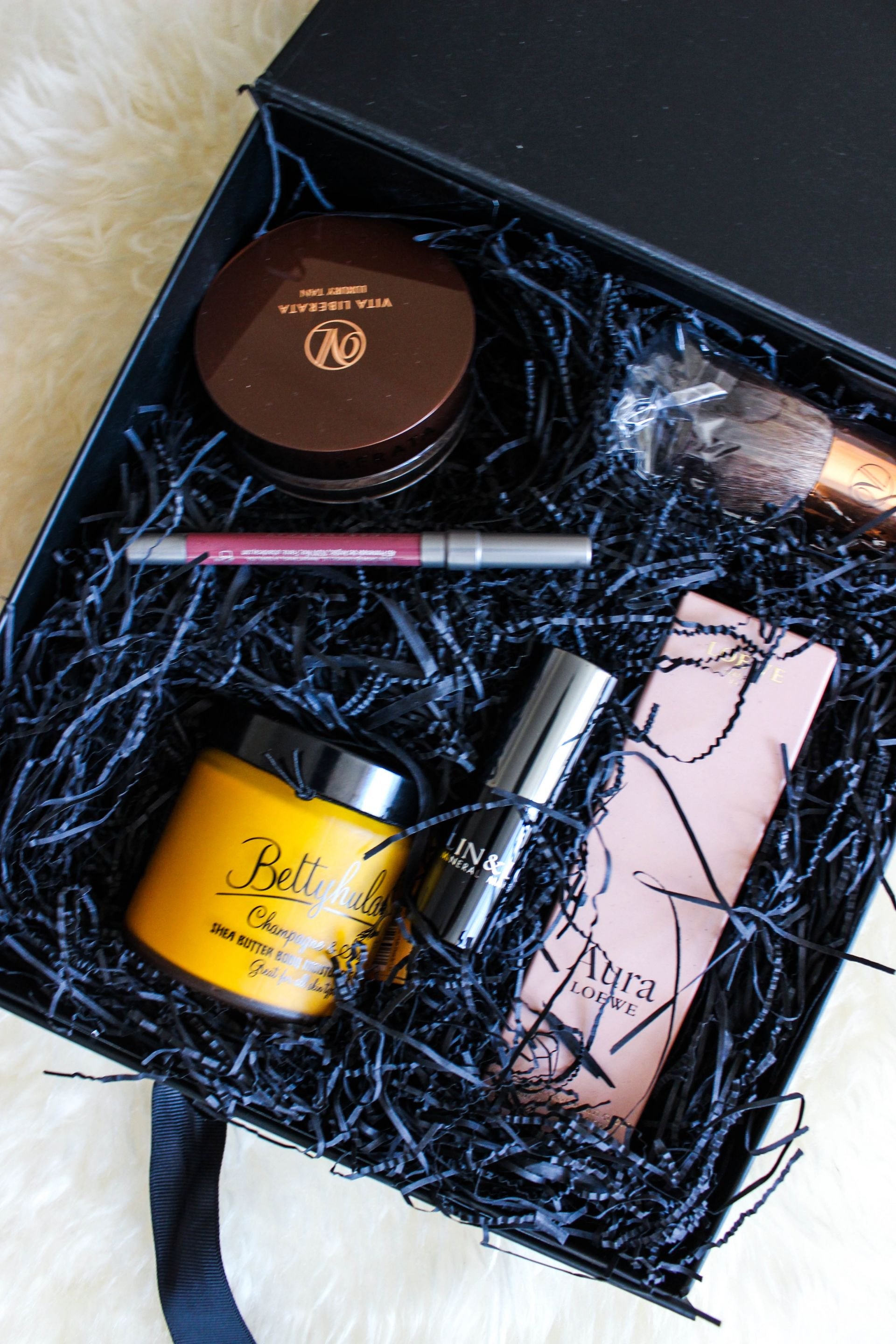 cohorted beauty box review