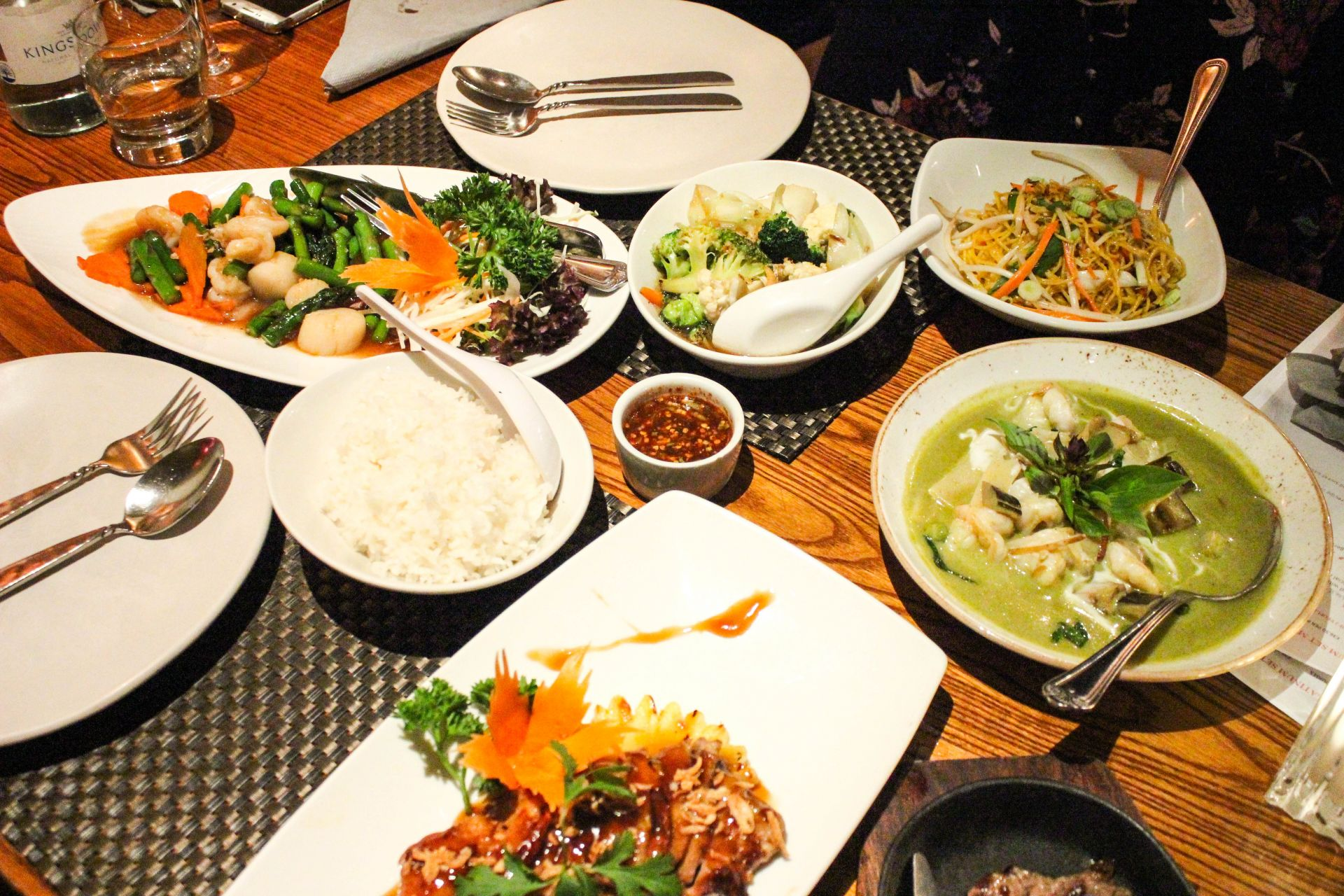 thai square covent garden review