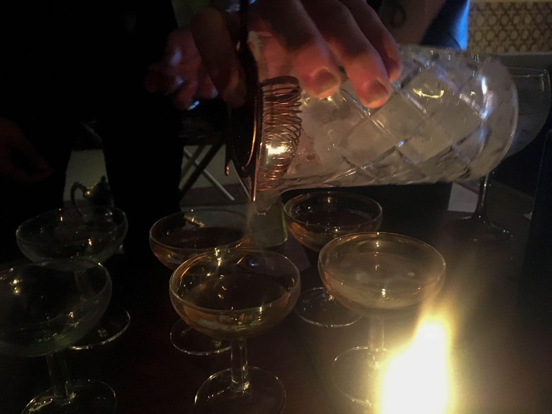 brockman's gin, press for gin london