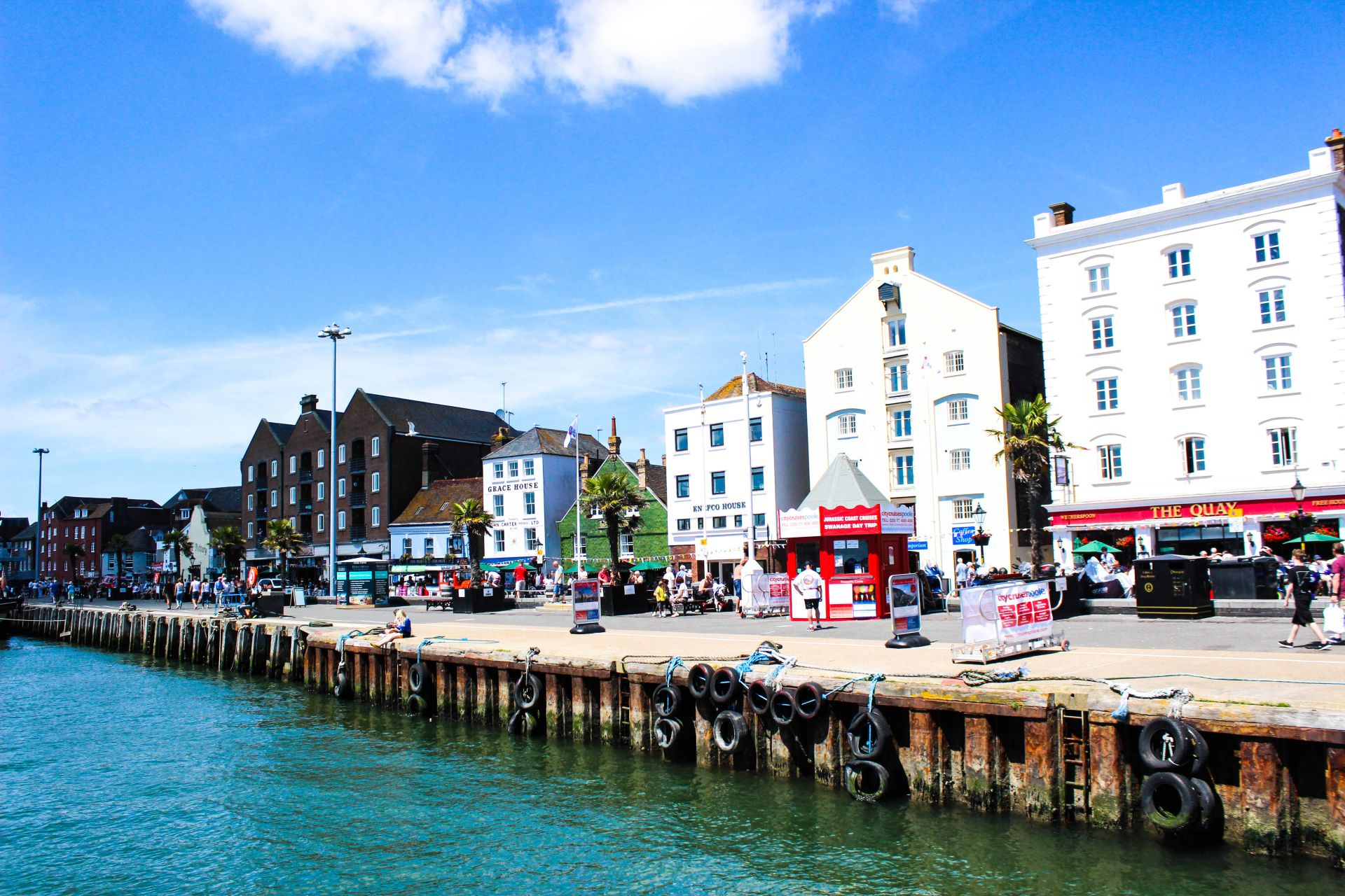 7 reasons to visit Poole this summer