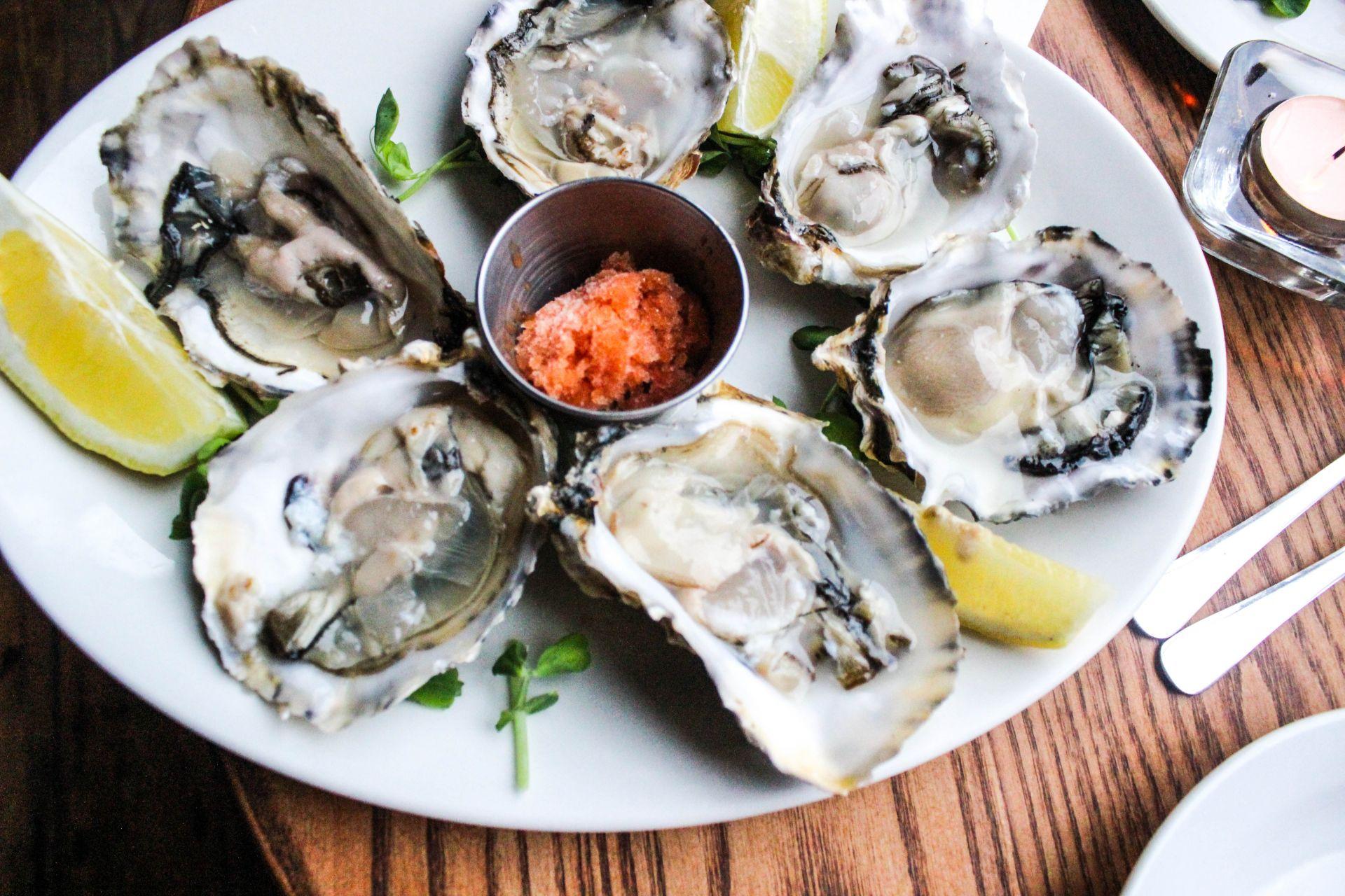 stormfish restaurant poole review