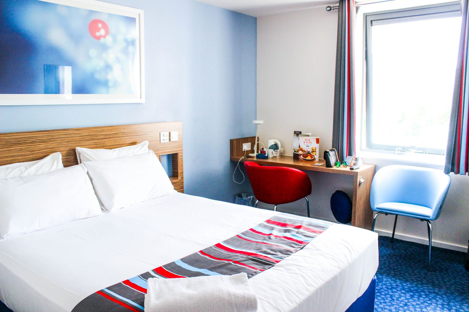 travelodge poole england review
