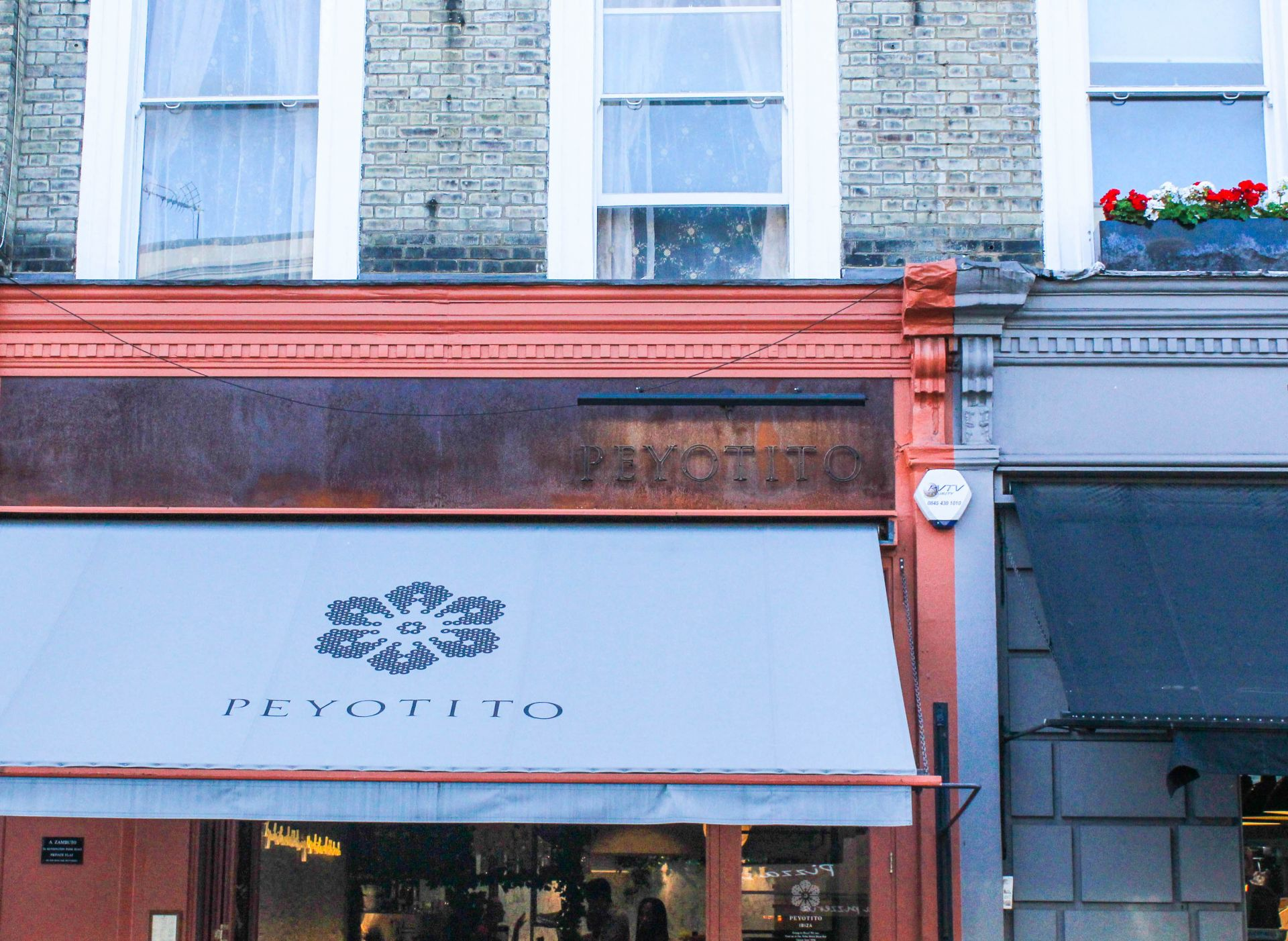 peyotito mexican notting hill london review