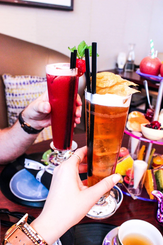 glam rock afternoon tea k west hotel