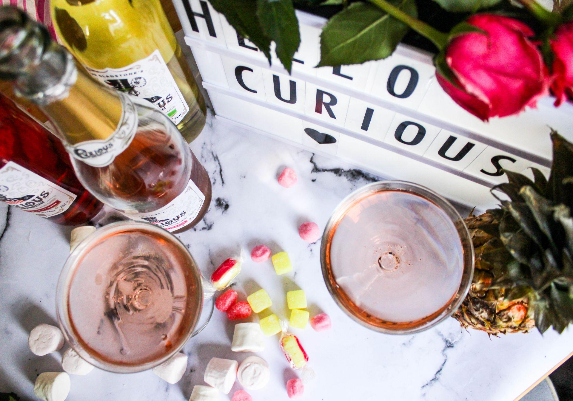 mr gladstones curious emporium drinks review