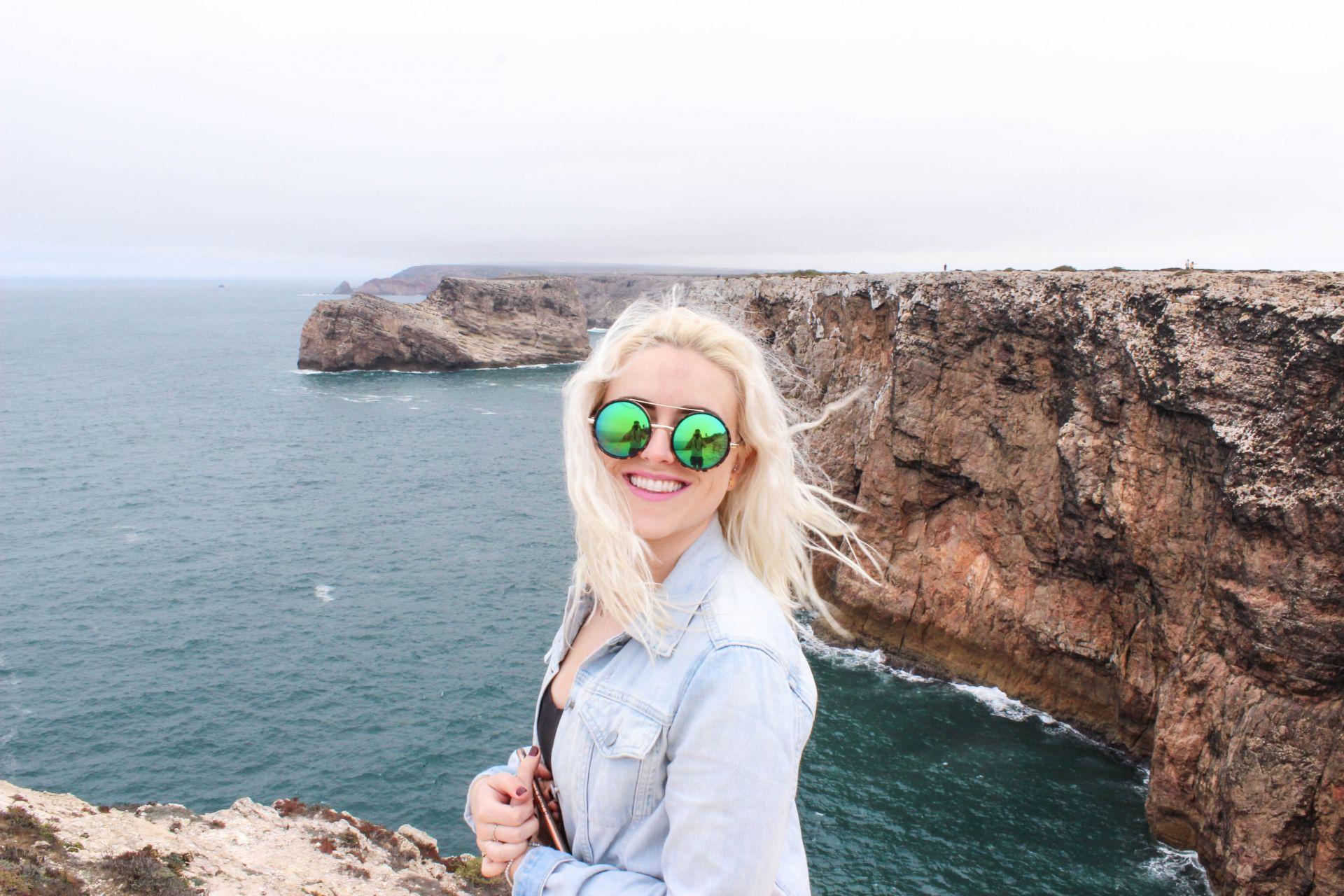 Cabo da Roca visiting portugal