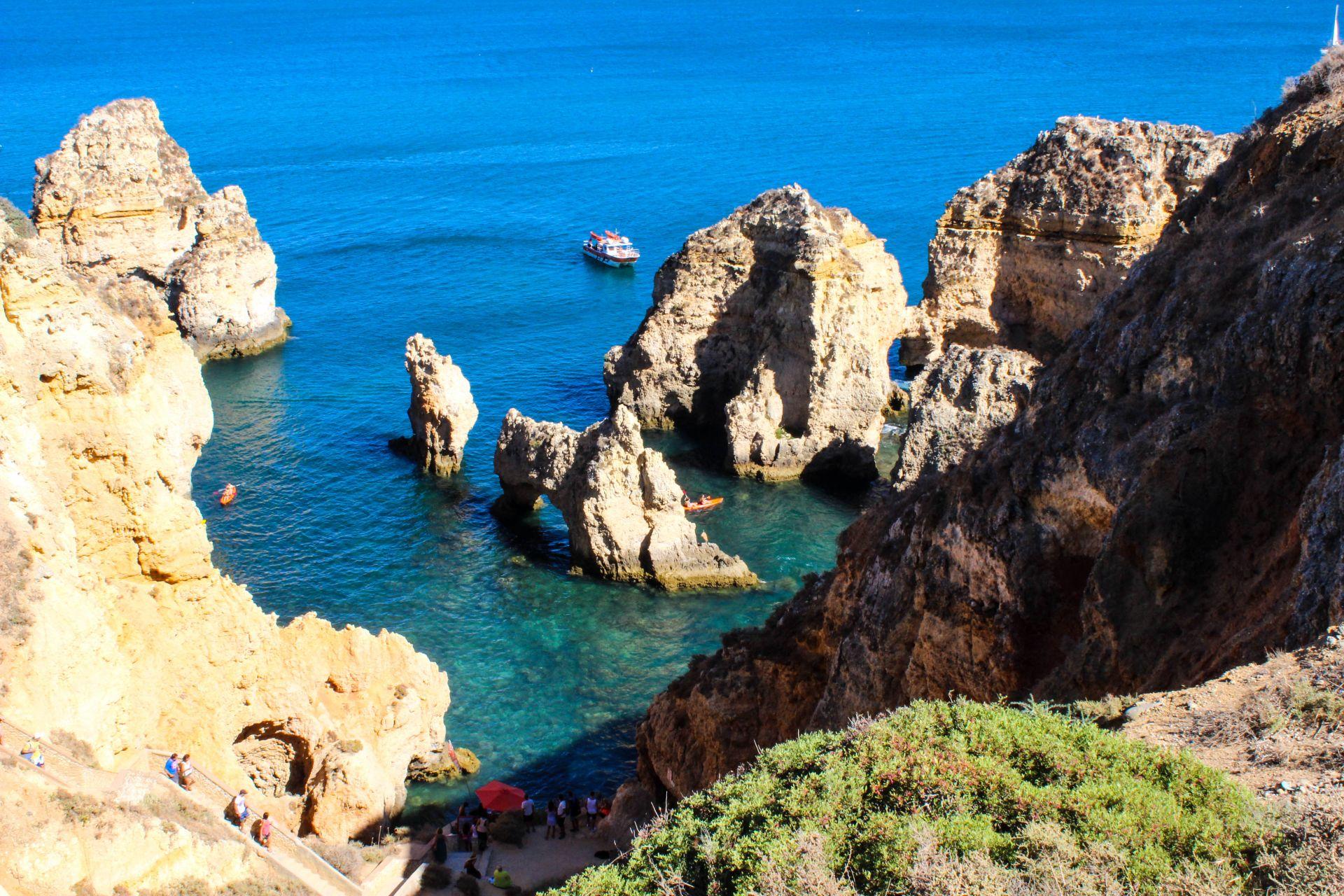 lagos town visit portugal