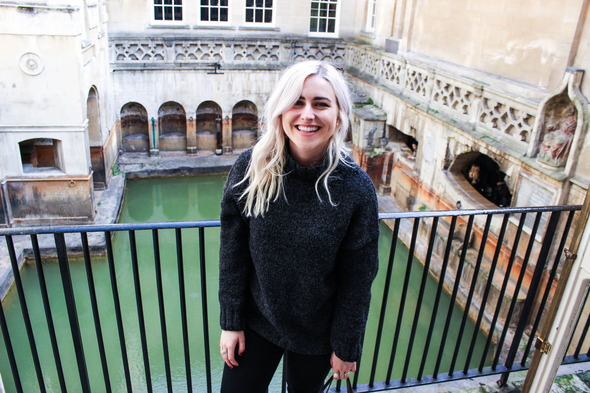 roman baths, visit bath